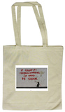 If Graffiti Changed Anything Tote Bag Tragetasche
