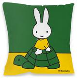Miffy on Turtle Cushion Pyntepute