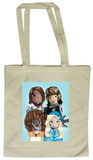 Pets Rock Waterloo Tote Bag Draagtas
