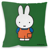 Miffy Overalls Cushion Pyntepute