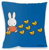 Miffy with Ducklings Cushion Pyntepute