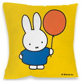 Miffy with Balloon Cushion Pyntepute