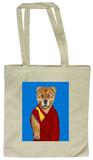 Pets Rock Tibet Tote Bag Bolsa de tela