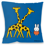 Miffy with Giraffes Cushion Pyntepute