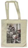 Alice in Wonderland - Knave of Hearts Tote Bag Tragetasche
