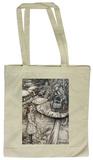 Alice in Wonderland - Caterpillar Advice Tote Bag Tragetasche