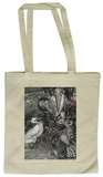 Alice in Wonderland - After the Caucus Race Tote Bag Tragetasche