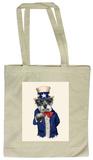 Pets Rock Uncle Sam Tote Bag Bolsa de tela
