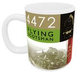 Flying Scotsman - 1928 Mug Krus