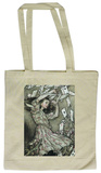 Alice in Wonderland - Falling Cards Tote Bag Tragetasche