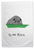 Doodles - Glam Rock Tea Towel Regalos