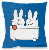 Miffy in the Bath Cushion Pyntepute