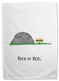 Doodles - Rock 'n' Roll Tea Towel Regalos