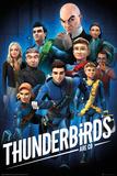 Thunderbirds Are Go- Character Collage Kunstdrucke