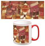Paul Klee - The Rose Garden Mug Mug