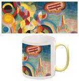 Robert Delaunay - Homage to Bleriot Mug Mug