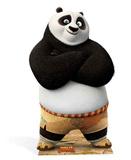 Kung Fu Panda - Po Mini Cardboard Cutout Cardboard Cutouts