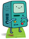 Adventure Time - Beemo Cardboard Cutout Papfigurer