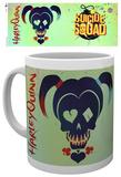Suicide Squad - Harley Quinn Skull Mug Becher