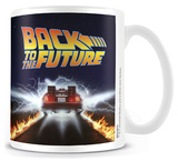Back to the Future - Delorean Mug Krus