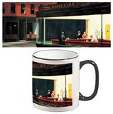 Edward Hopper - Nighthawks Mug Mug