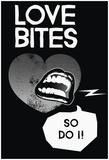 Love Bites Noir Poster