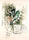 Eve Series 2 Samlertryk af Anton Cetin