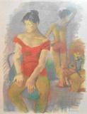 Due ballerine Edizioni premium di Nicolai Cikovsky