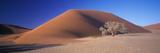 Namibia (S) Dune 45 on the road to Sossus Vlei, Tsauchab River Valley - Namib Desert, Namibia Photographic Print by David Hosking