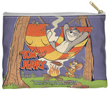 Tom And Jerry - Rest And Relaxation Zipper Pouch Zipper Pouch