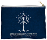 Lord Of The Rings - Tree Of Gondor Zipper Pouch Zipper Pouch