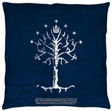 Lord Of The Rings - Tree Of Gondor Throw Pillow Throw Pillow