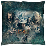 The Hobbit - Epic Throw Pillow Throw Pillow