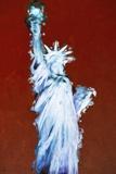 Statue of Liberty IX - In the Style of Oil Painting Pingotettu canvasvedos tekijänä Philippe Hugonnard