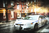 NYPD Police Giclee Print by Philippe Hugonnard
