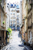 Street Windows - In the Style of Oil Painting Giclee Print by Philippe Hugonnard