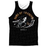 Tank Top: Sons Of Anarchy- Reaper Repeat Tank Top