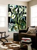 Arums Art by Tamara De Lempicka