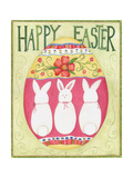 Easter Happy II Premium Giclee Print by Cindy Shamp