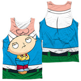 Tank Top: Family Guy- Stewie Carrier Costume Tee (Front/Back) Tank Top