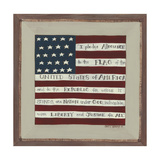 I Pledge Allegiance Metal Print by Cindy Shamp