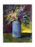 Vase violet Posters par Pamela J. Wingard