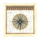 Compass Rose I Prints by Cindy Shamp
