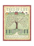 Tree of Life Premium Giclee Print by Cindy Shamp