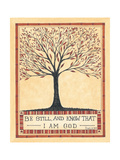 Be Still Posters by Cindy Shamp