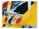 Impression lll (1911) Plakater af Wassily Kandinsky
