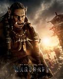 Warcraft- Durotan Lámina