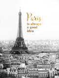 Forever Paris Posters by Irene Suchocki