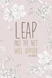 Leap Poster di Anahata Katkin