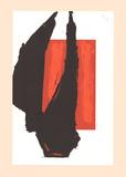 Sem Título Impressão colecionável por Robert Motherwell